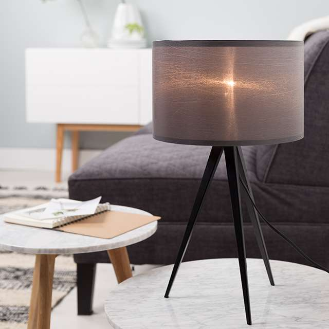 Zuiver Tripod tafellamp (set van 4) Tafel & Bureaulampen