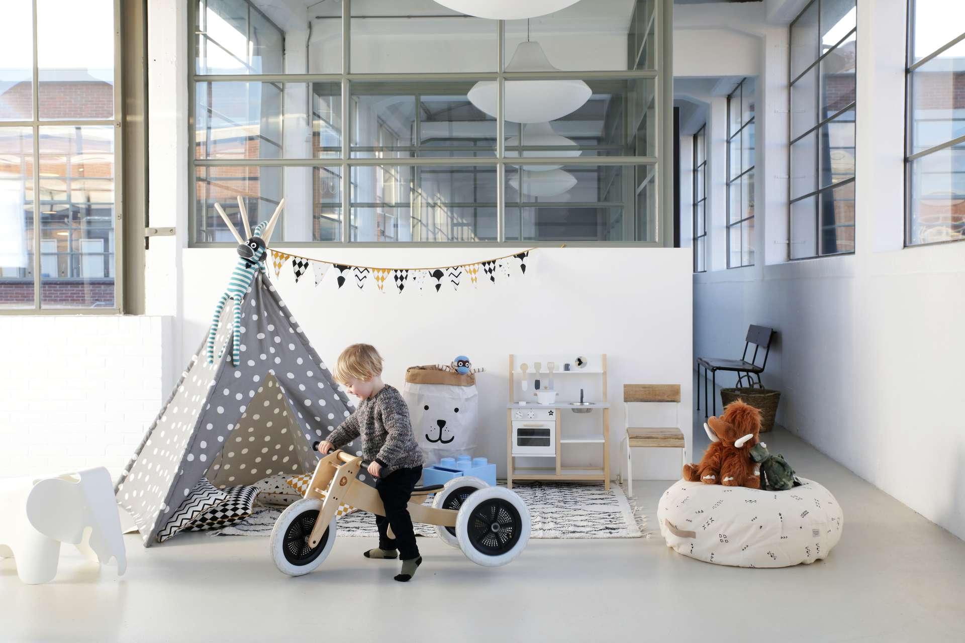 Kinderkamer Houten Boom : Kinderkamer loods 5
