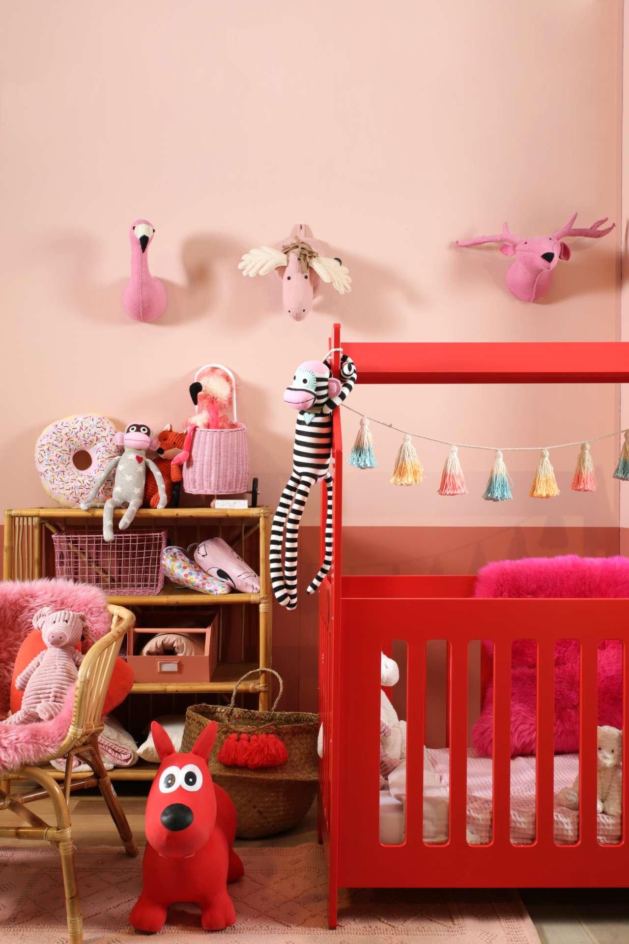 accessoires kids roze