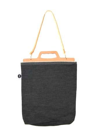 049f0f07bc2 linnen tas met leer