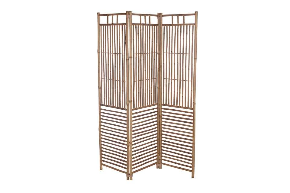 Bamboo kamer scherm - Artikelen - Loods 5