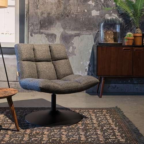 Hedendaags Dutchbone Lounge chair Bar - Fauteuils - Loods 5 WD-14
