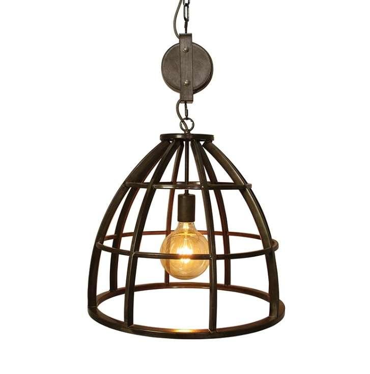 Bedwelming Hanglamp Fuse - Hanglampen - Loods 5 &GO99