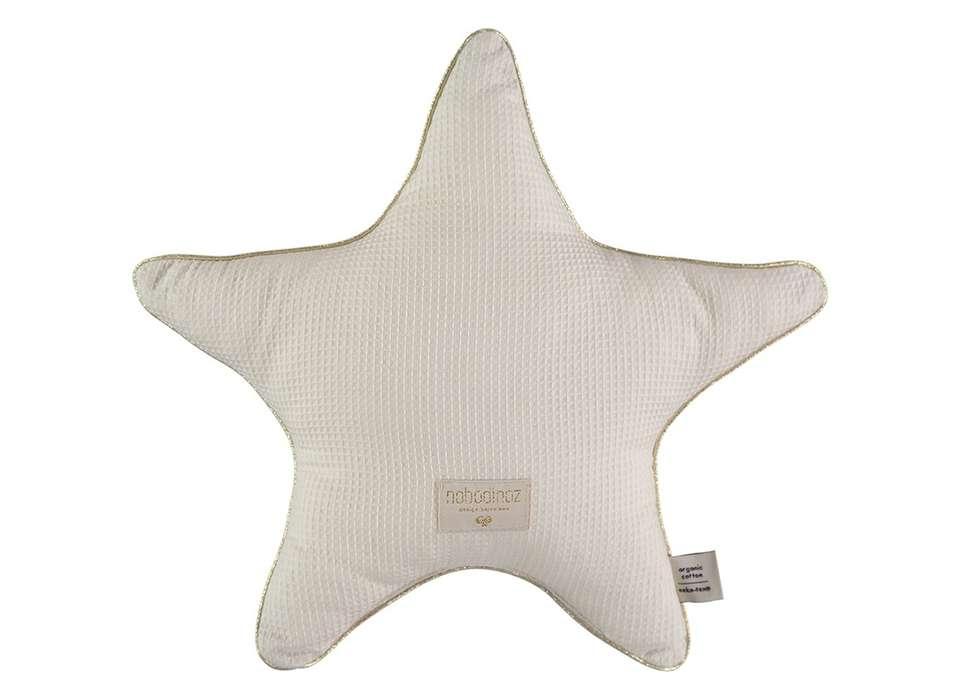 Kussen Wit 17 : Plusjes grijs wit zitkussen voor stokke tripp trapp stoel