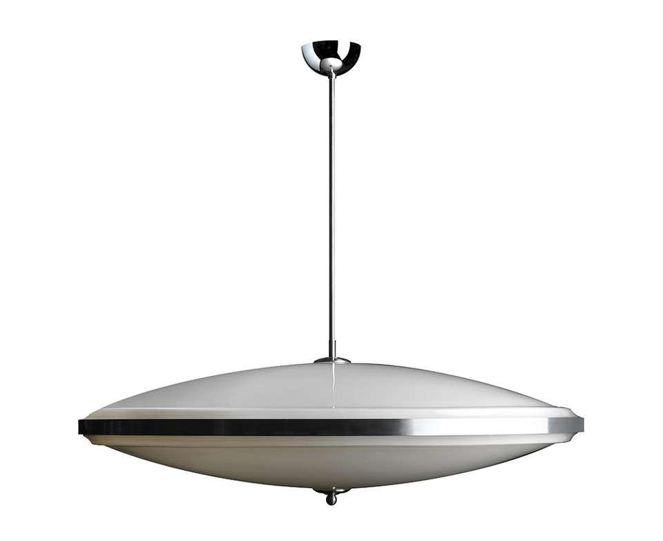Hanglamp 5 Lampen : Ufo lamp hanglampen loods