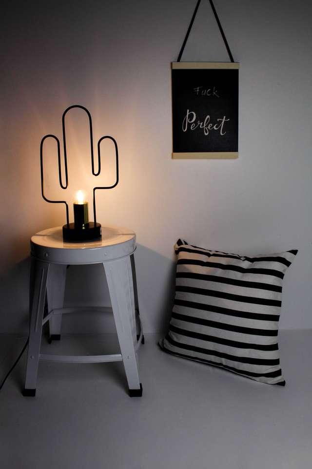 cactus lamp housevitamin metaal tafel bureaulampen loods 5