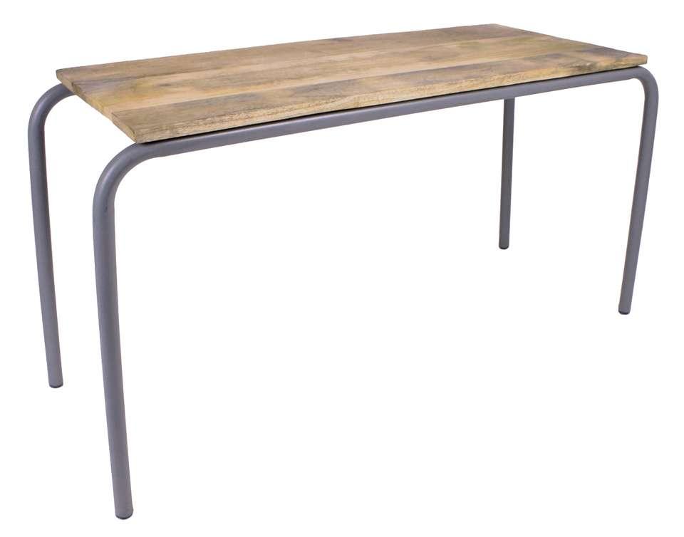 Kids depot pure tafel bureau hout metaal bureaus loods