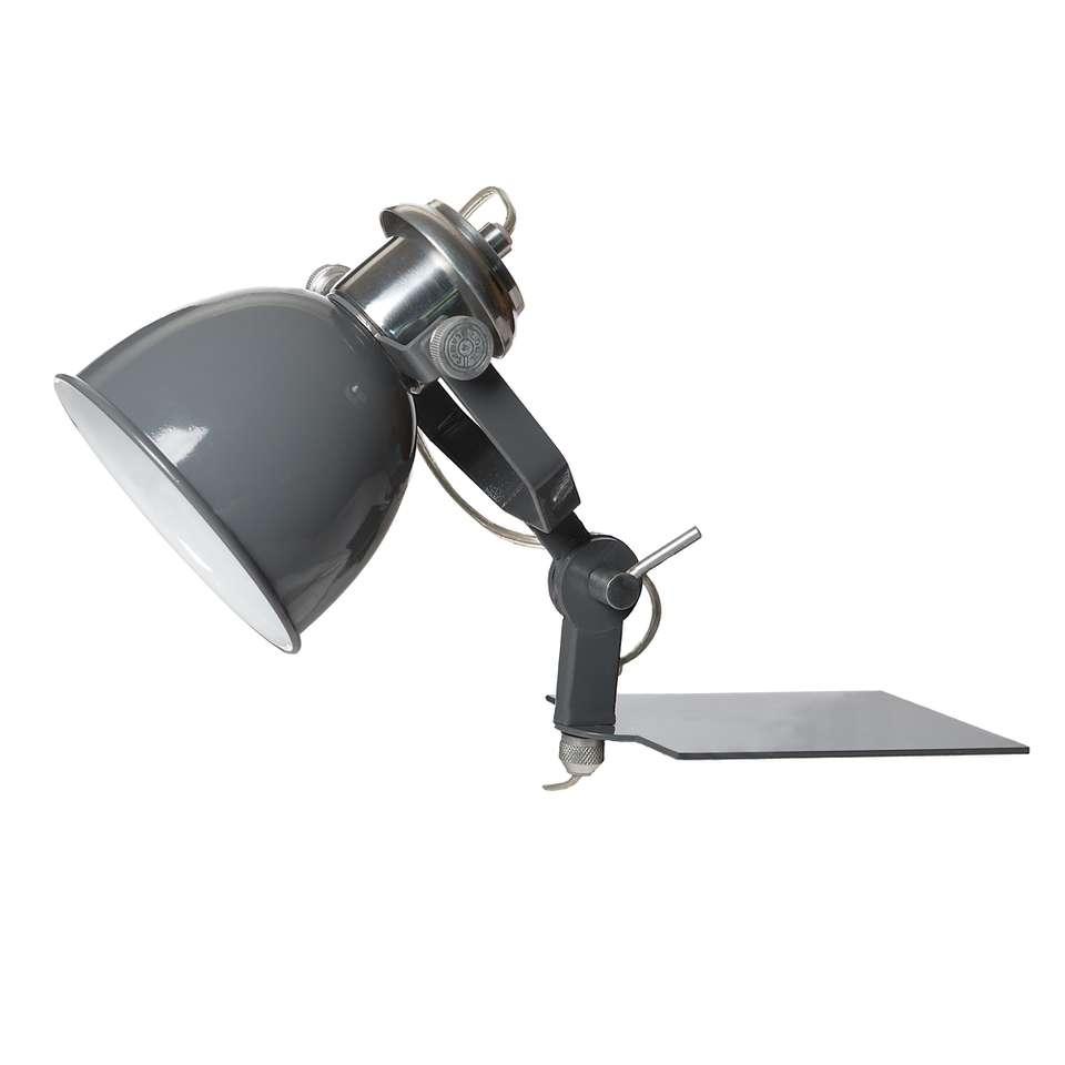 Boekenkast lamp NY Cylinder - Wandlampen - Loods 5