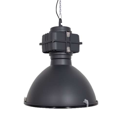 Zwarte Industriele Lamp.Industriele Lamp Matte Versies