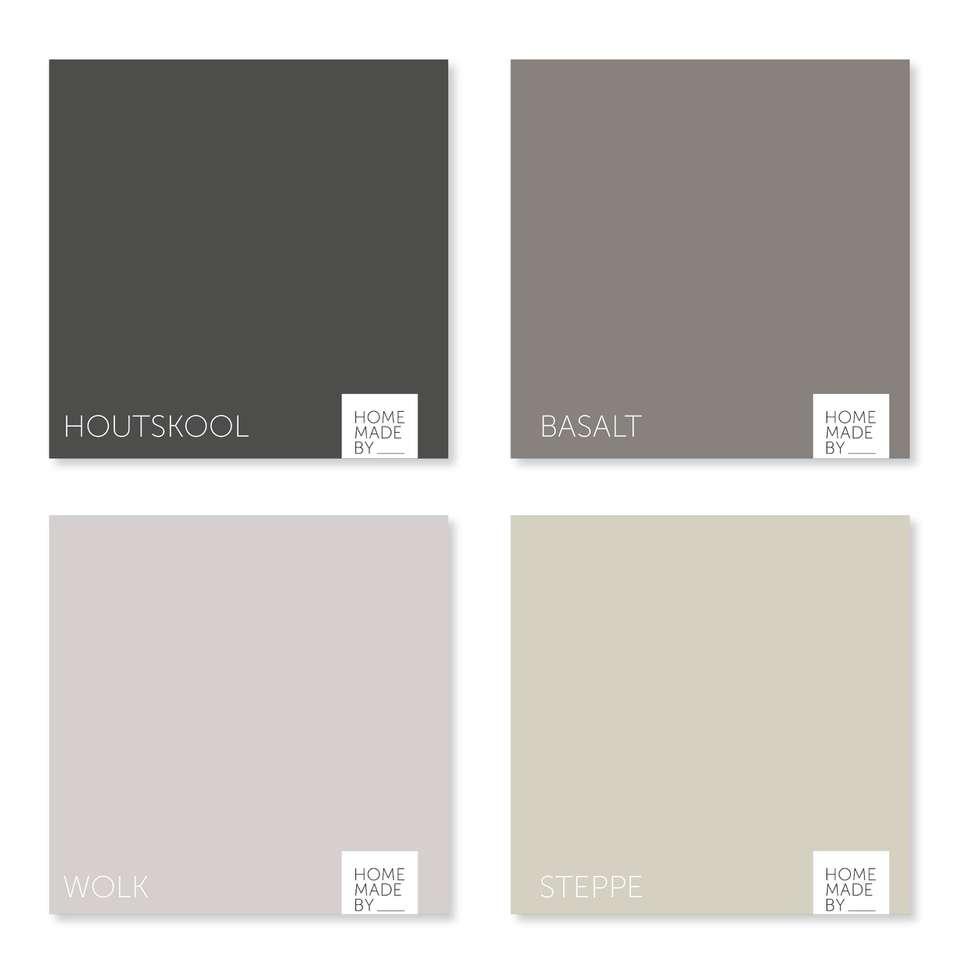 Kleurpalet - LOFT 03 - Artikelen - Loods 5