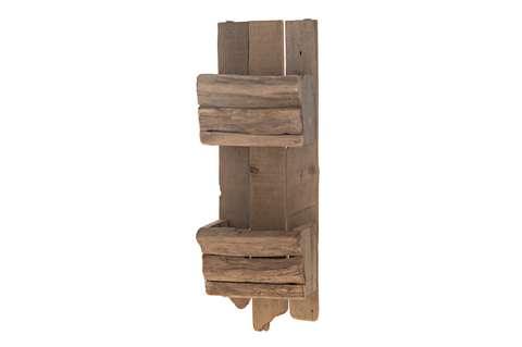 Blinde Wandplank Met Verlichting.Houten Plank Keuken Met Verlichting Door Decosier Op Maat Gemaakte