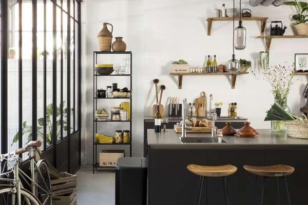 Keuken Wandkast 5 : Keuken loods 5