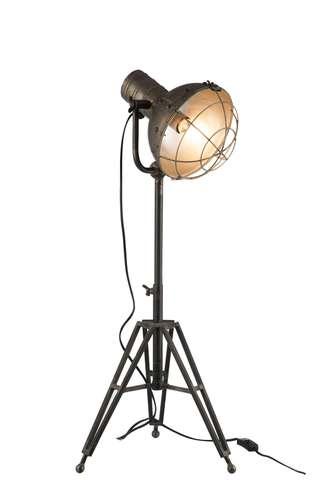 staanlamp metaal