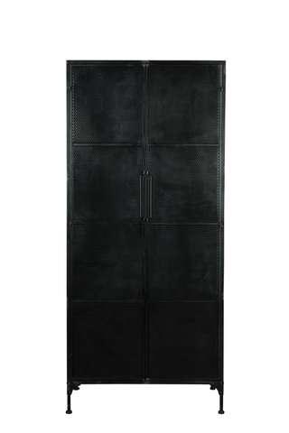 Zwarte Dichte Kast.Buffetkast Dicht Finest Sky Style Karan Buffetkast With
