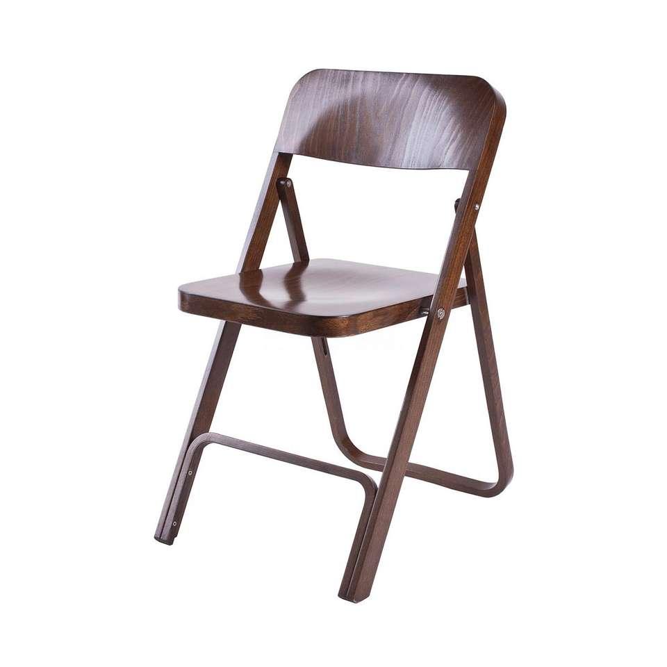 Flip Houten klapstoel en rek Stoelen Loods 5