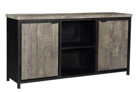Hoge Moderne Wandkast.Kasten Loods 5